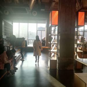 艺仓美术馆旅游景点攻略图