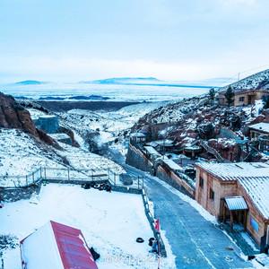 克拉玛依游记图文-趁冰雪正当时,来一场新疆克拉玛依狂野之旅