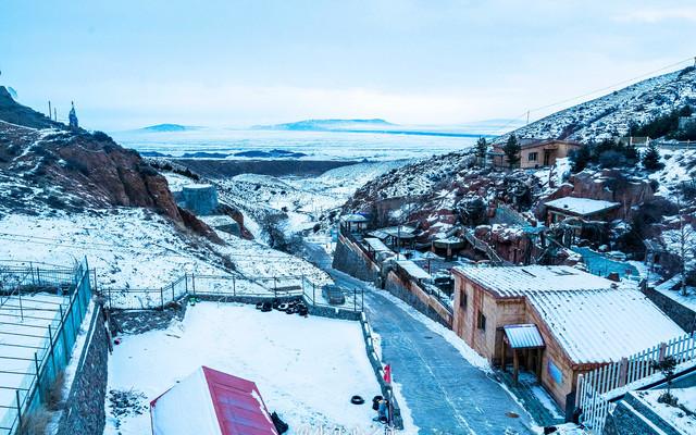 趁冰雪正当时,来一场新疆克拉玛依狂野之旅