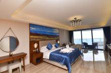 值得一去的酒店——惠东双月湾享海亚投国际酒店  环境优美惬意,海水很干净,比巽寮湾好很多,沙滩的沙也