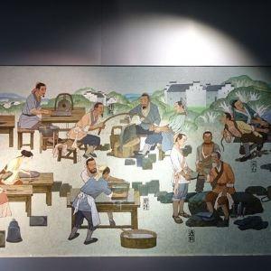 婺源博物馆旅游景点攻略图