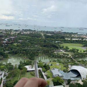 滨海湾旅游景点攻略图