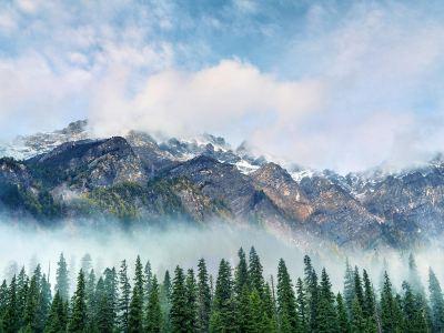 白馬王朗國家級自然景區