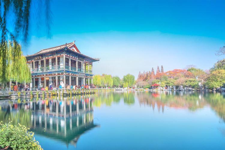우룽탄 공원