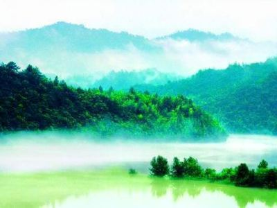 Jiulongshan National Forest Park