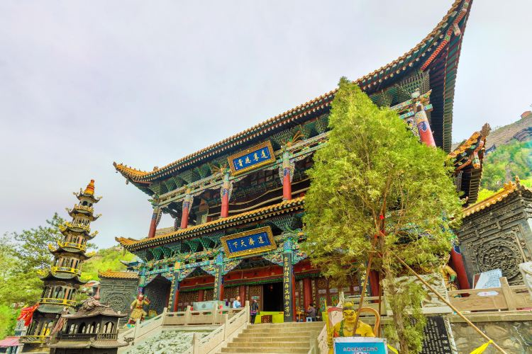 Northern Buddhist Temple