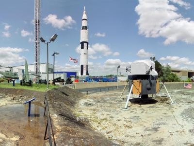 The U.S. Space and Rocket Center