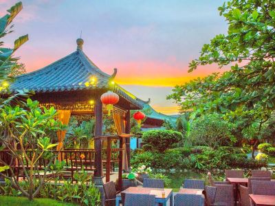 Maoming Yushui Ancient Hot Spring Resort