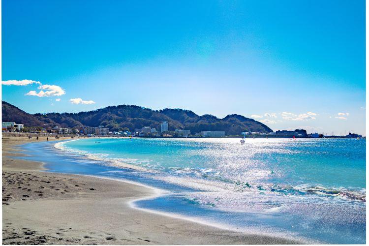 Kamakura Seaside Park Yuigahama Area