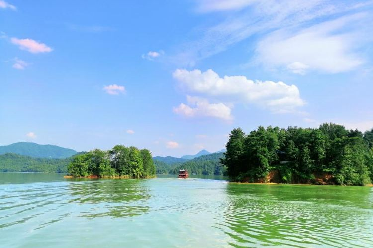 Doushui Lake Scenic Area