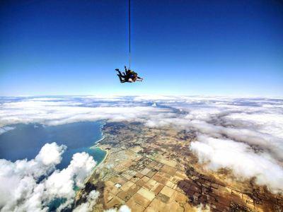 開恩茲跳傘公司