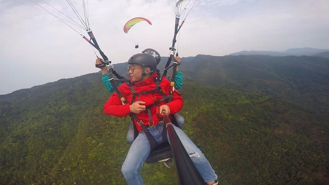 不知去哪飞滑翔伞的看过来∣干货 – 南宁游记攻略插图6