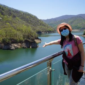 关山湖旅游景点攻略图