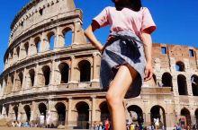 鸡血黑妞暴走意大利🇮🇹教你拍出不一样的游客照