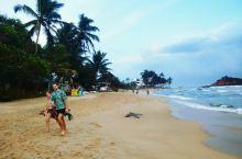 美丽的海滩——美瑞沙