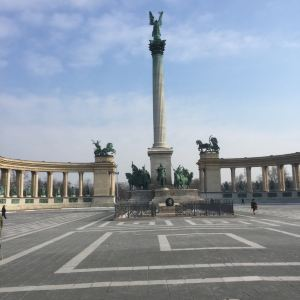千年纪念碑旅游景点攻略图