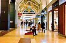 #网红打卡地#夜逛波士顿科普利购物中心