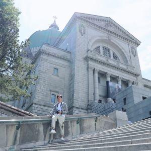 圣约瑟夫大教堂旅游景点攻略图