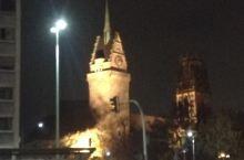 杜伊斯堡夜景