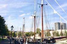 第一次来到鹿特丹