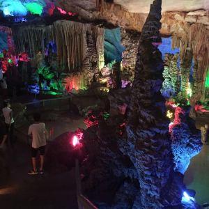 黄岩洞景区旅游景点攻略图