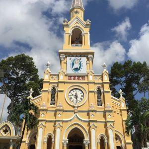 圣方济各华人天主堂旅游景点攻略图