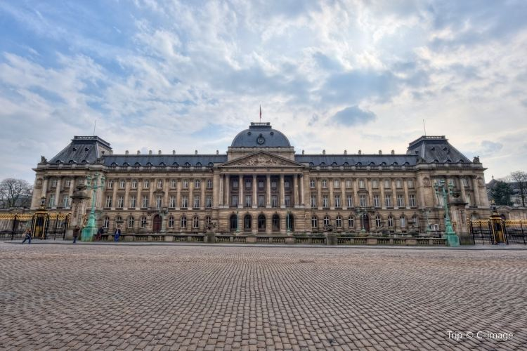 Royal Palace of Brussels1