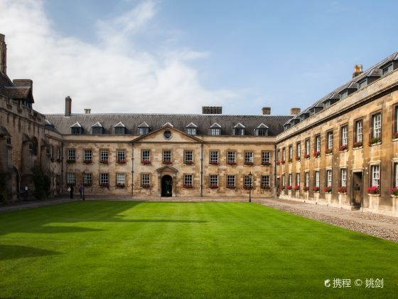 Peterhouse Cambridge
