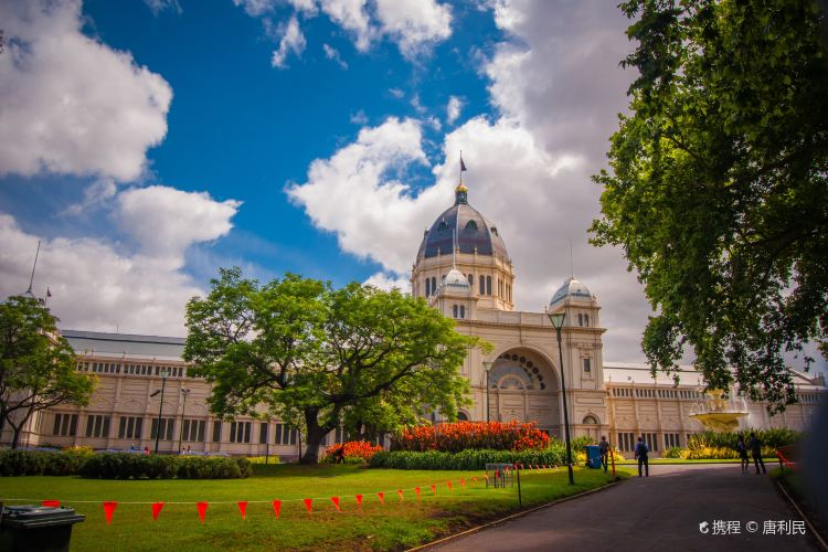 The Royal Exhibition Building1