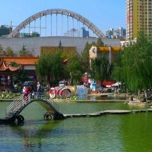 麒麟公园旅游景点攻略图