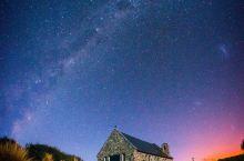 星空保护区的灯为啥那么亮
