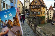 LP德国封面所在地,中世纪的罗滕堡