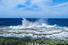 汤加努库阿洛法神奇的喷潮洞