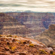 大峡谷西峡图片