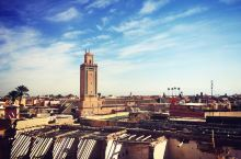 摩洛哥探险之旅 马拉喀什集合