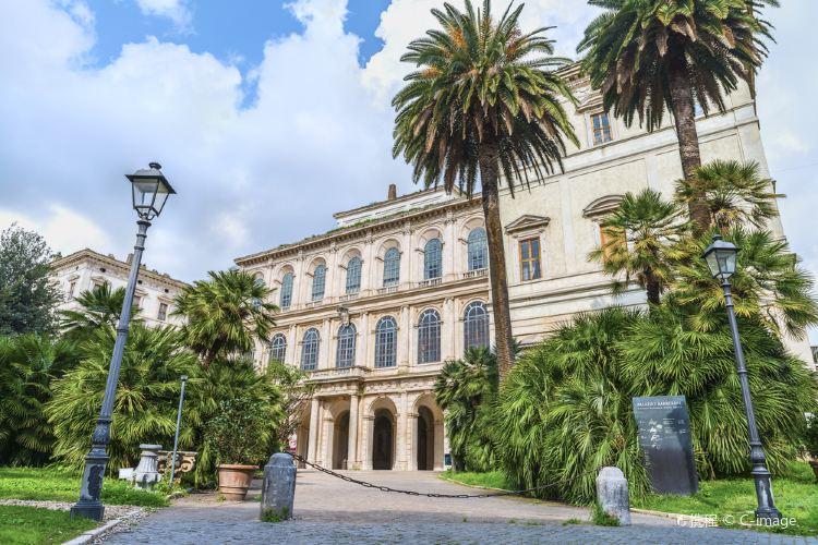 Galleria Nazionale d'Arte Antica in Palazzo Barberini1
