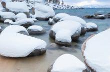 塔霍湖(太浩湖),加州,美国