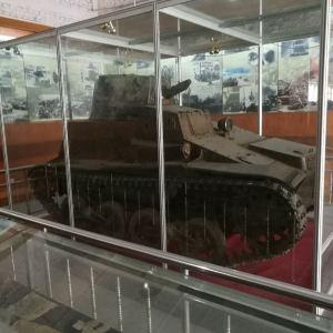 坦克博物馆旅游景点攻略图