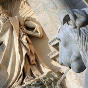 摩西喷泉旅游景点攻略图