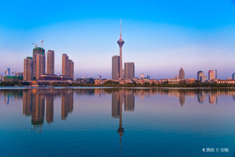 Tianjin Radio and Television Tower (Sky Tower)4
