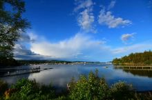 阿卡迪亚的湖光美景
