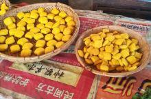 宣威的菜市场很有特色。