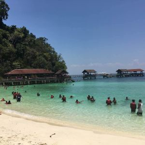 芭雅岛潜水旅游景点攻略图