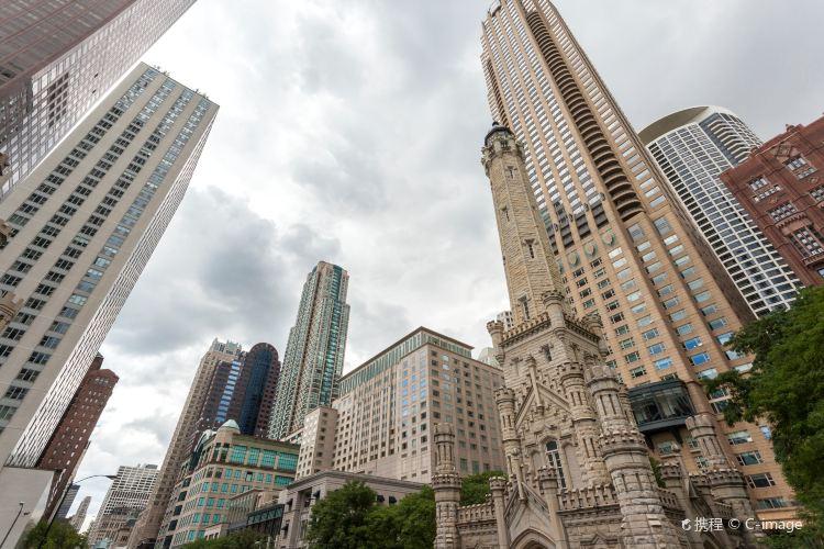 시카고 워터 타워4