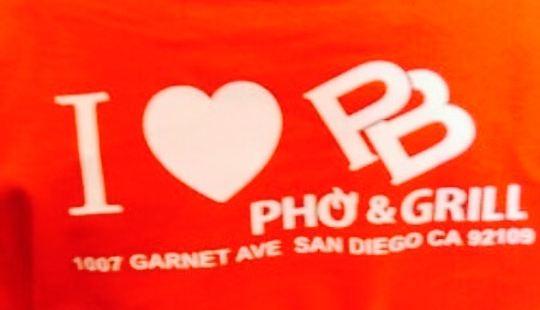 PB Pho & Grill