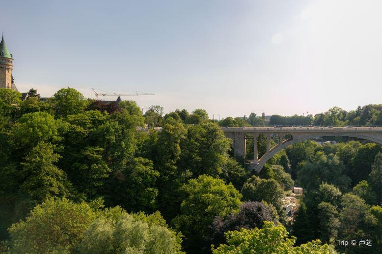 Adolphe Bridge1
