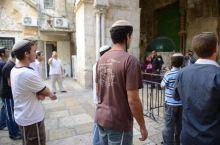 在圣殿山旁看一场宗教冲突