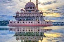 马来西亚粉红清真寺🕌️
