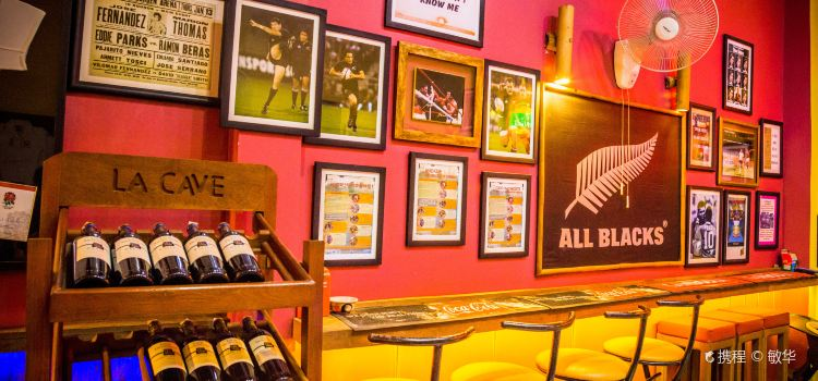Jungle Burger Sports Bar & Bistro2