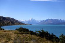#向往的生活 冰雪最好的归宿—新西兰蓝色牛奶湖